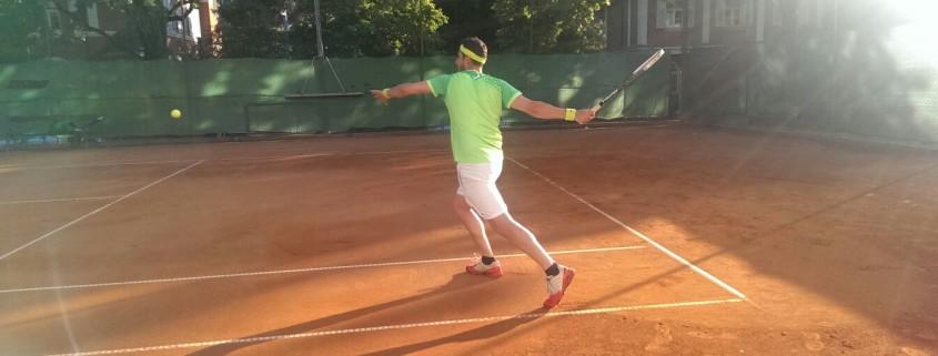 Viertelfinalist Tobias Pircher