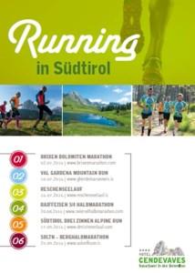 Running in Südtirol 2016